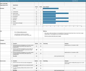 Webwinkel Checks - QCheck screenshot