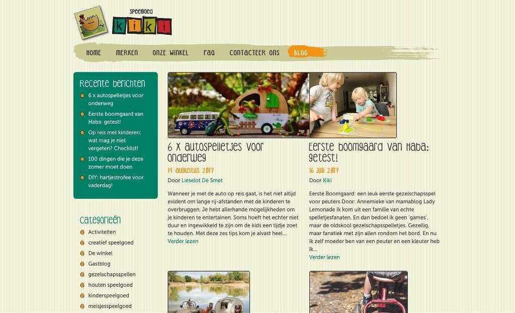 Leuke Webwinkel Blogs: - WebwinkelMeerwaarde.nl
